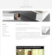 Website Jan des Bouvrie-zonwering