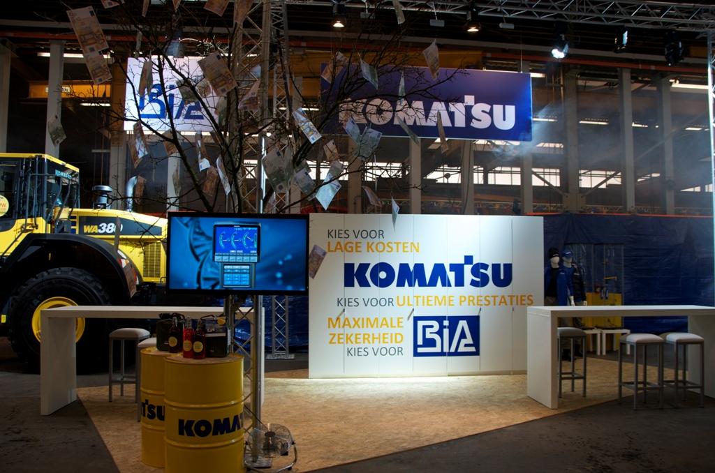 Bia BV - Komatsu - Beco Open Huis 2012 - DSC4619