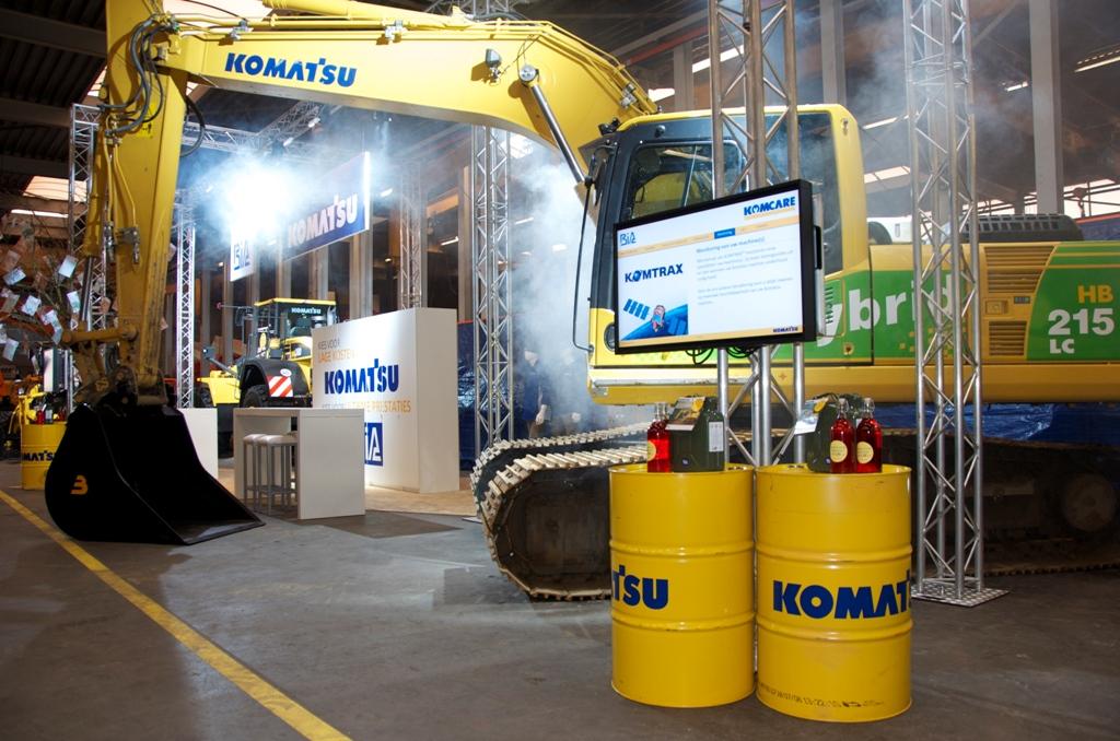 Bia BV - Komatsu - Beco Open Huis 2012 - DSC4622